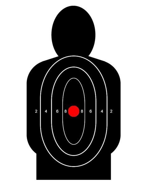printable targets shooting practice training
