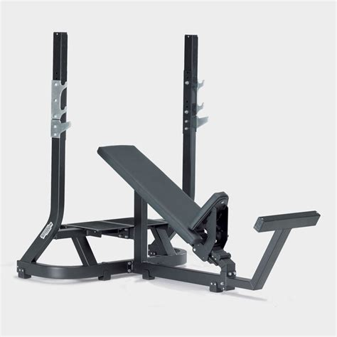 Pure Strength Olympic Incline Weight Bench