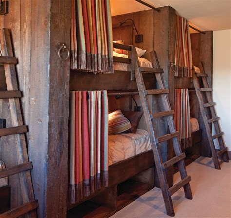 privacy curtains for with bed storage bedroom rustic