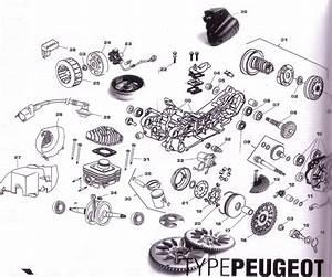 Peugeot Ludix Fiche Technique : schema moteur ludix ~ Medecine-chirurgie-esthetiques.com Avis de Voitures
