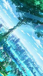 Anime, Landscape, Phone, Wallpapers, -, Top, Free, Anime, Landscape, Phone, Backgrounds
