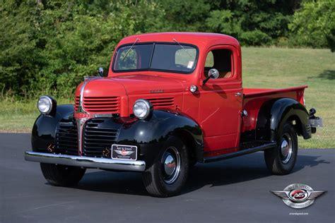1946 Dodge 1/2-ton Pickup For Sale #92211