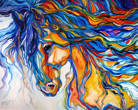 Abstract Animal Paintings Southwest Abstract Animal