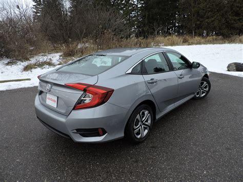 2016 Honda Civic Lx Review