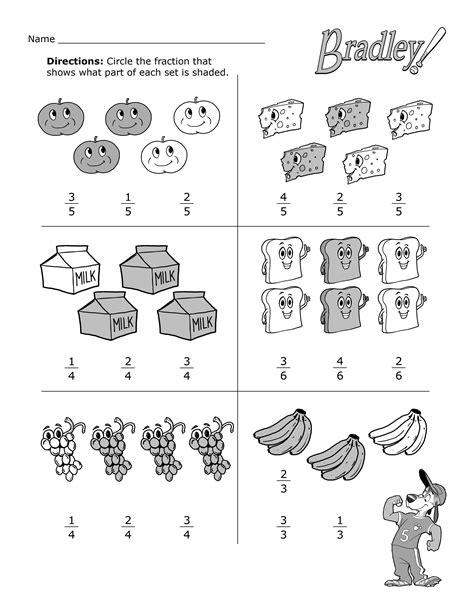 fun math worksheet  grade activity shelter