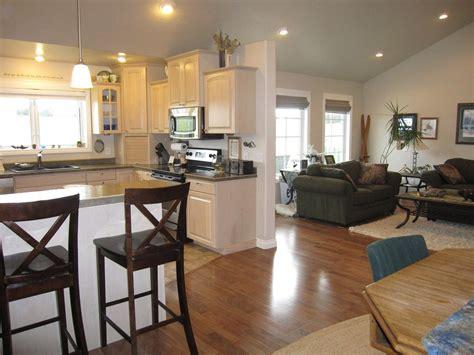 Open Plan Kitchen Living Room Designs [peenmedia]