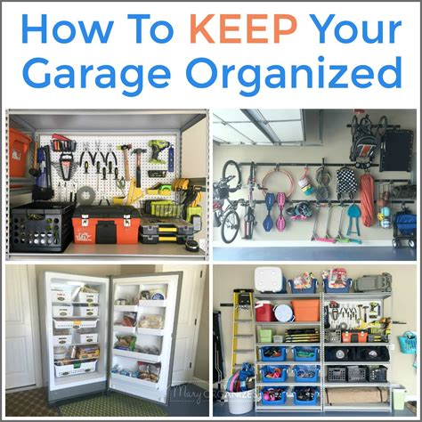 how to organize garage how to keep your garage organized you ve worked to