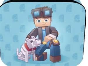 Minecraft DanTDM Grim the Dog