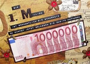 Geldgeschenke Zum 80 Geburtstag : mamapias stempelecke die erste million zum 60 geburtstag ~ Frokenaadalensverden.com Haus und Dekorationen