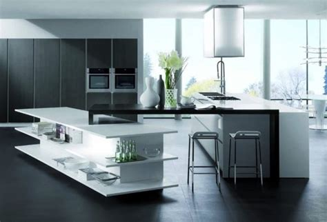 futuristic kitchen design futuristic touch to your kitchen decoration 1145