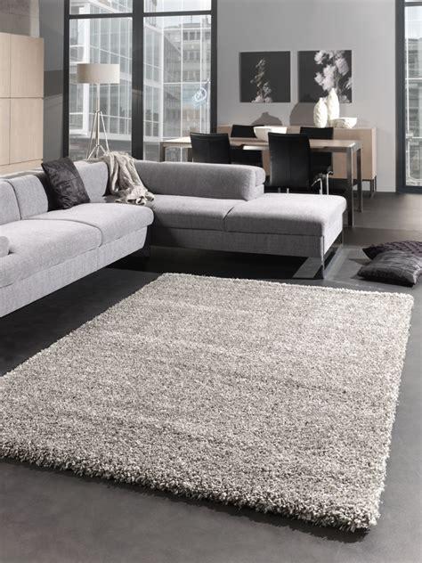 vloerkleed shaggy deluxe vloerkleed shaggy deluxe 5500 295 silver karpet24 nl