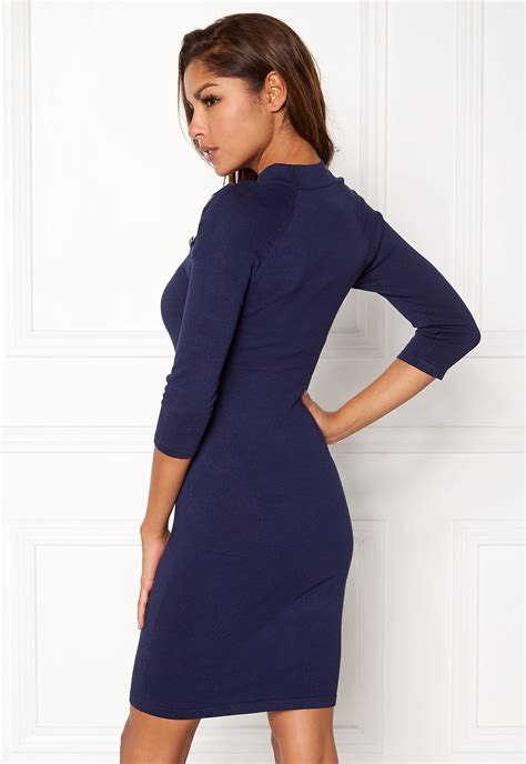 navy sweater dress couture dillon sweater dress navy bubbleroom
