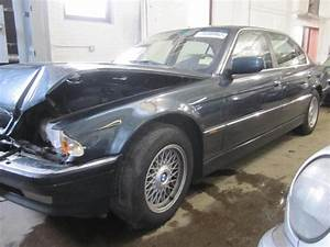 Parting Out 2000 Bmw 740il - Stock   120555