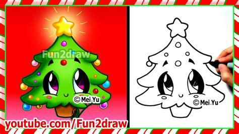 kawaii christmas drawings festival collections