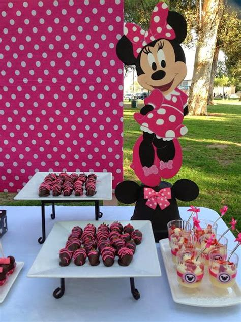 minnie mouse baby shower decorations ideas 1000 images about minnie mouse baby shower theme on