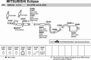 Cz 7658  Mitsubishi Exhaust Diagram Wiring Diagram