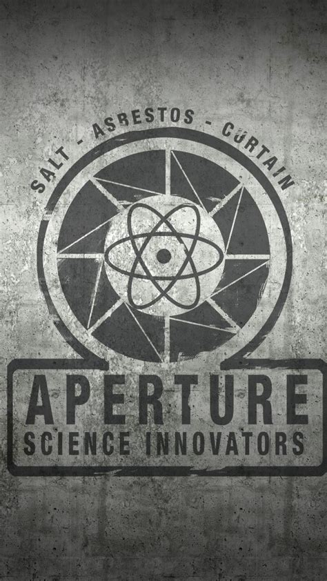 science minimalistic aperture laboratories wallpaper