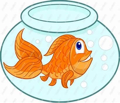Clipart Fish Goldfish Cartoon Clip Beri Fahim