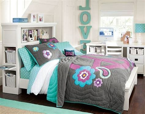 Blue Bedroom Ideas For Teenage Girls Bedroom Medium