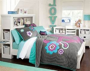 Blue Bedroom Ideas For Teenage Girls Bedroom Medium ...