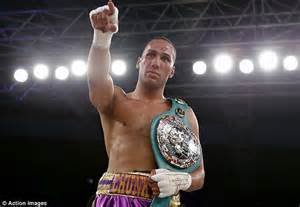 James DeGale desperate to fight rival George Groves ...