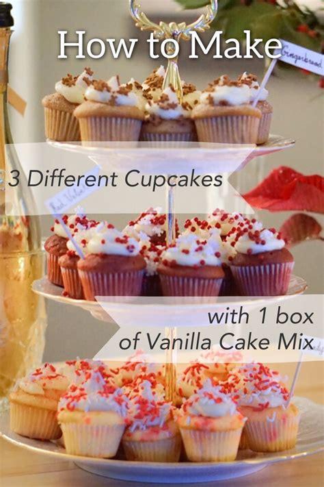 great trick    box  vanilla cake mix