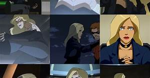 Young Justice Black Canary/Dinah Lance | Young Justice ...