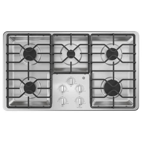 jgpslss ge  built  gas cooktop  power boil burner stainless steel manuel joseph