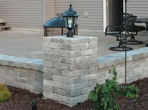 menards concrete patio blocks icamblog