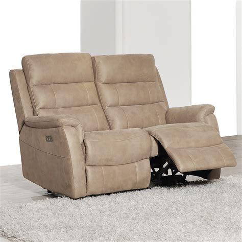 canapé deux places relax canape relax lectrique 2 places sofamobili