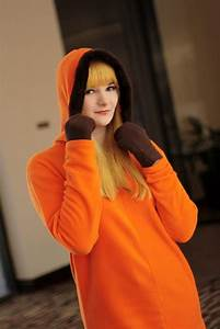 Kenny McCormick cosplay made and worn by Agent Topanga ...