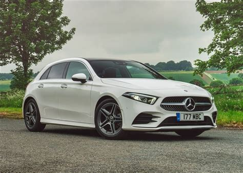 This will be the interior of the. Mercedes-Benz A-Class 2018 - Car Review   Honest John