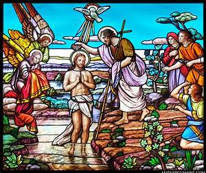 """""""The Baptism of Jesus by John the Baptist"""" Religious ..."""