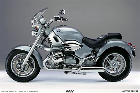 New Bmw R 1200 C Montauk & Model Updates In Cruiser Family