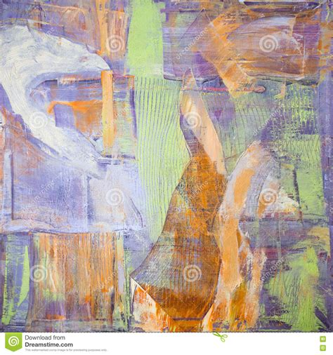 painting artistic bright color paints texture abstract
