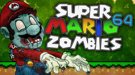 Super Mario 64 Zombies Part 3 Call Of Duty Zombies Mod