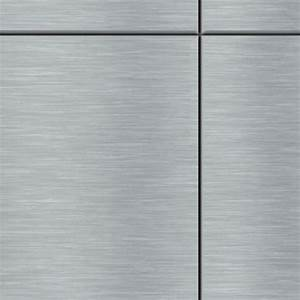 Brushed stainless metal facade cladding texture seamless 10335