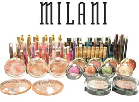 brand highlight milani cosmetics milani cosmetics