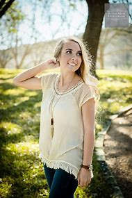 High School Senior Girl Portrait Photography