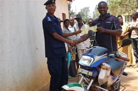 rwanda recover two stolen motorcycles towerpostnews