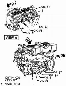 1989 Chevy Engine Diagram Plugs