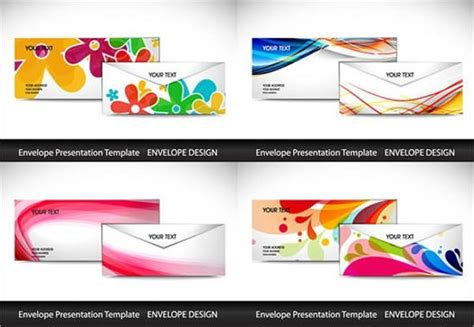 envelope cover templates  psd eps word format