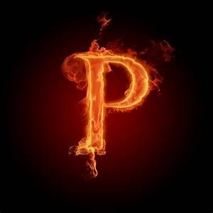 The Letter P - The Alphabet Photo  22187494