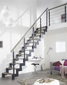 Rampe Pour Escalier : rampe escalier pas cher ~ Melissatoandfro.com Idées de Décoration