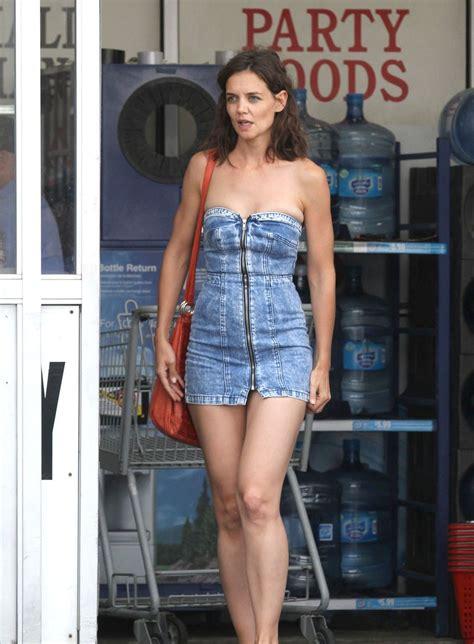 Katie Holmes Hot And Sexy Leaked Photoshoot In Bikini