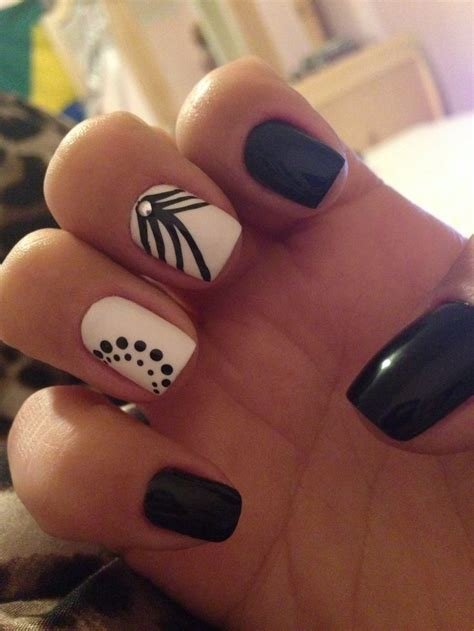 nail designs for nails 32 black and white nail designs and nail designs for you