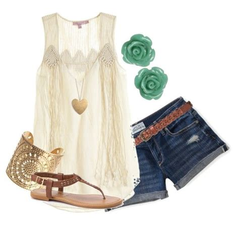 Cute Summer Country Concert Outfit
