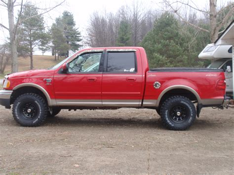 2001 Ford F150 Bed Dimensions