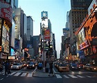 World Visits: Mostly Visited Place Times Square,New York ...