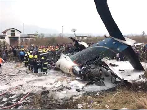 Kathmandu plane crash: Aftermath of disaster at Nepal ...